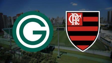 Apostas Goiás x Flamengo Brasileirão 18/01/2021