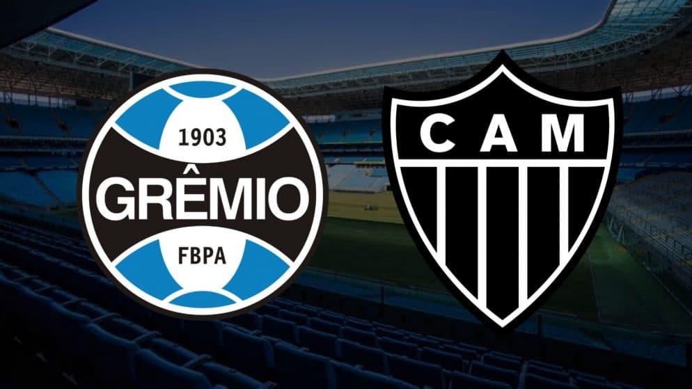 Apostas Grêmio x Atlético Mineiro Brasileirão 20/01/2021