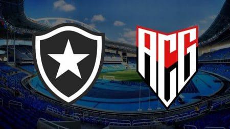 Apostas Botafogo x Atlético Goianiense Brasileirão 20/01/2021