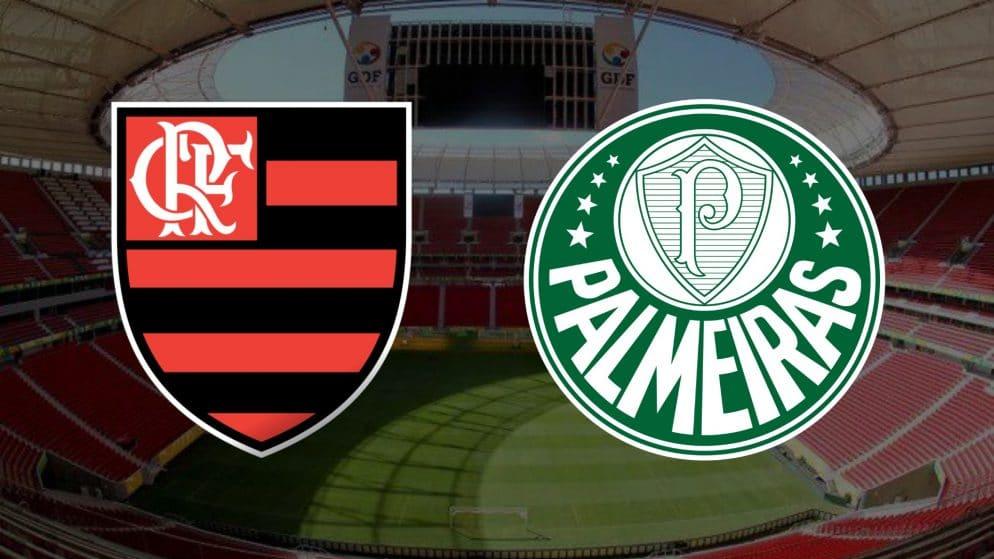 Apostas Flamengo x Palmeiras Brasileirão 21/01/2021