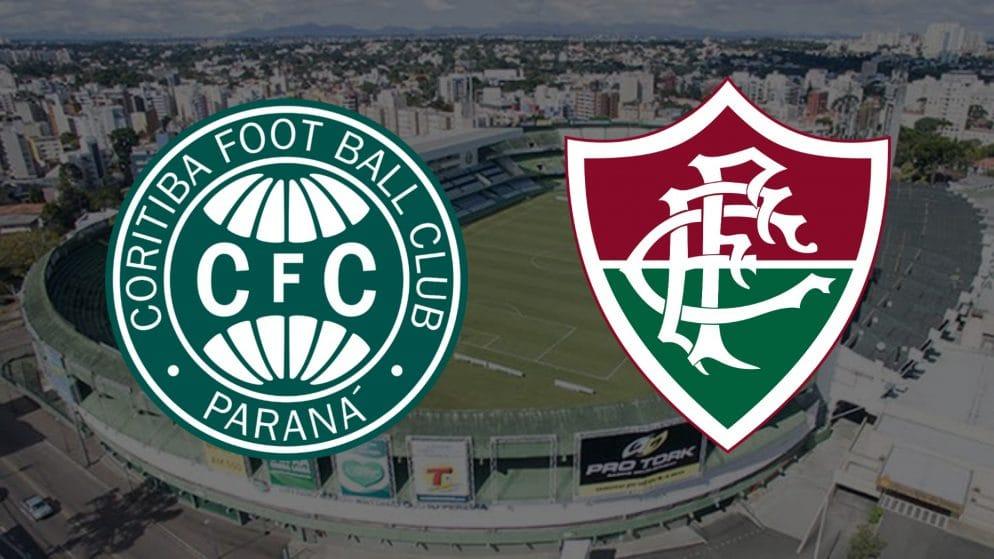 Apostas Coritiba x Fluminense Brasileirão 20/01/2021