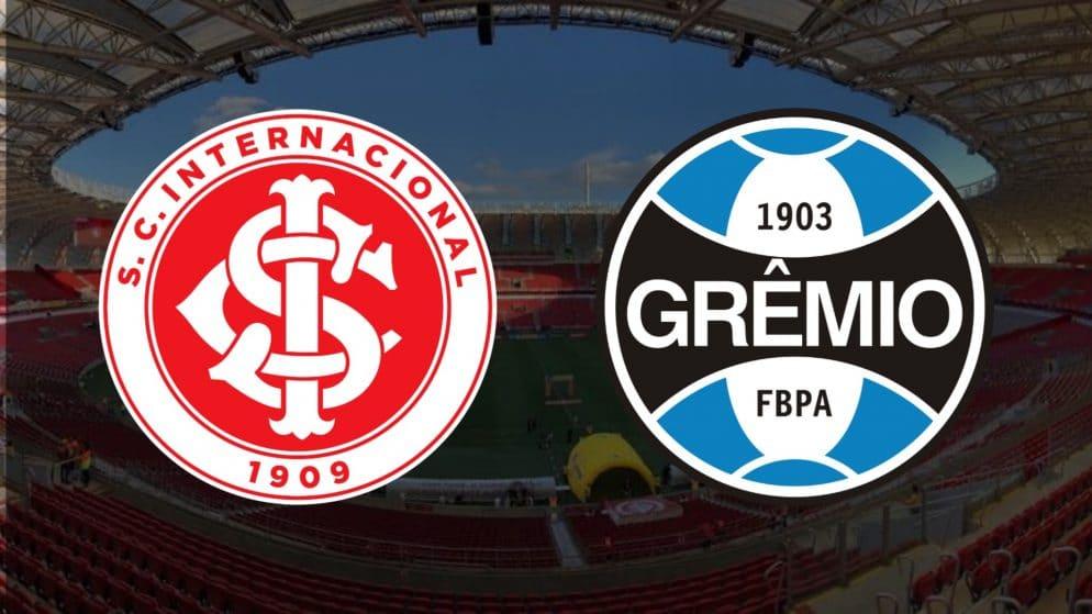 Apostas Internacional x Grêmio Brasileirão 24/01/2021