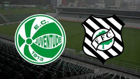 Apostas Juventude x Figueirense Brasileirão Série B 22/01/2021