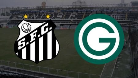 Apostas Santos x Goiás Brasileirão 24/01/2021