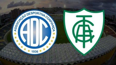 Apostas Confiança x América Mineiro Brasileirão Série B 23/01/2021