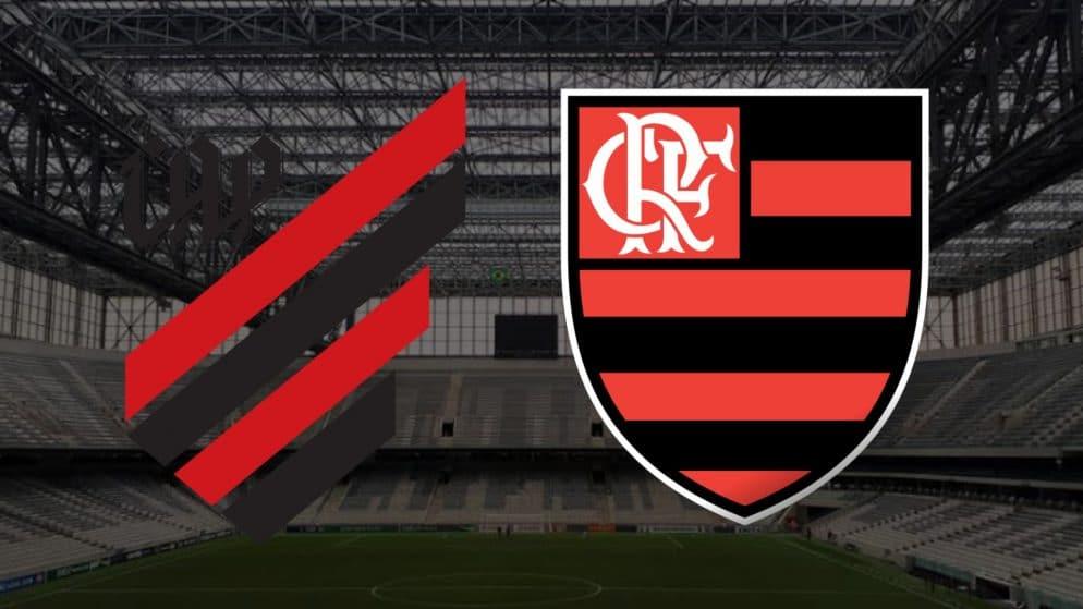 Apostas Athletico Paranaense x Flamengo Brasileirão 24/01/2021