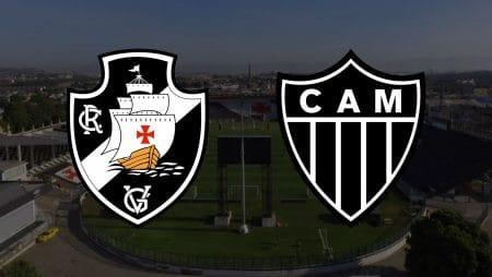 Apostas Vasco x Atlético Mineiro Brasileirão 23/01/2021