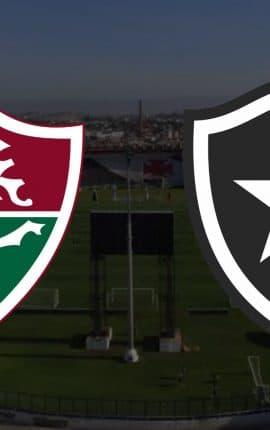 Apostas Fluminense x Botafogo Brasileirão 24/01/2021