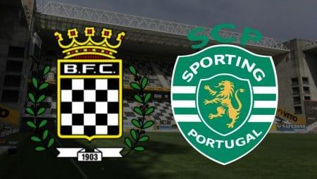 Apostas Boavista x Sporting Campeonato Português 26/01/2021