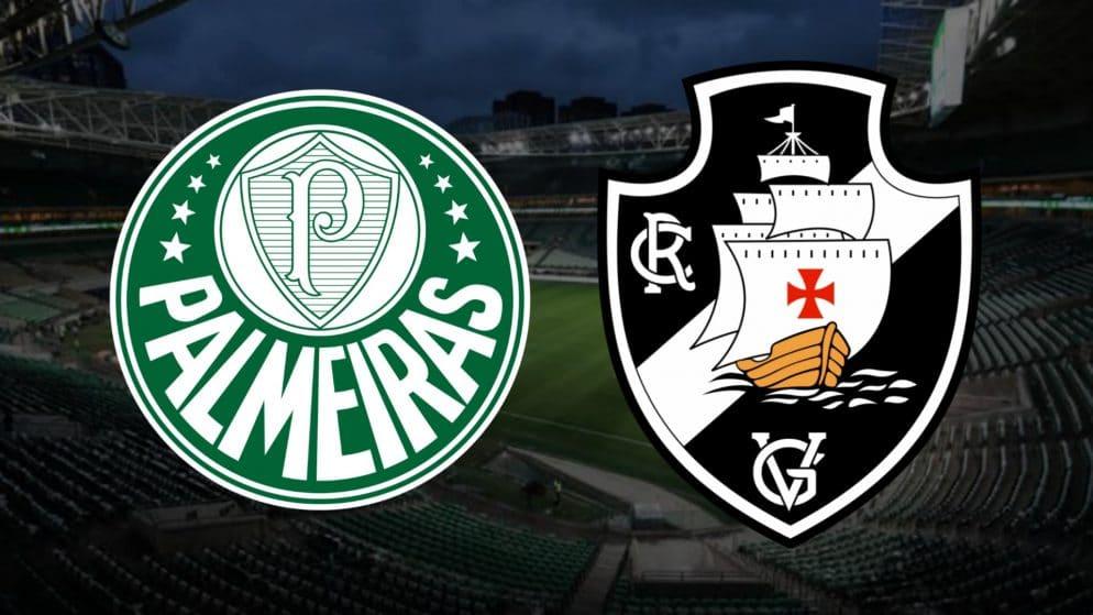 Apostas Palmeiras x Vasco Brasileirão 26/01/2021