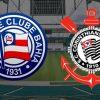 Apostas Bahia x Corinthians Brasileirão 28/01/2021