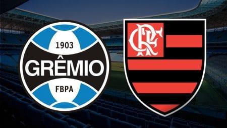 Apostas Grêmio x Flamengo Brasileirão 28/01/2021