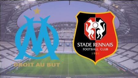 Apostas Olympique de Marseille x Rennes Campeonato Francês 30/01/2021