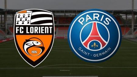 Apostas Lorient x PSG Campeonato Francês 31/01/2021