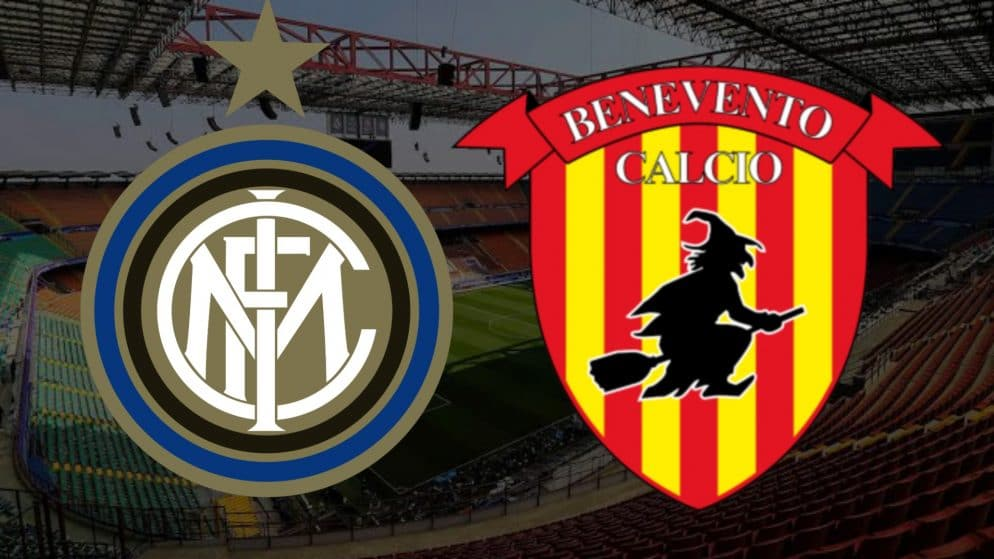 Apostas Inter de Milão x Benevento Campeonato Italiano 30/01/2021