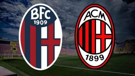 Apostas Bologna x Milan Campeonato Italiano 30/01/2021