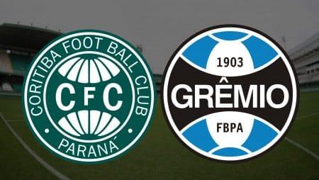 Apostas Coritiba x Grêmio Brasileirão 31/01/2021