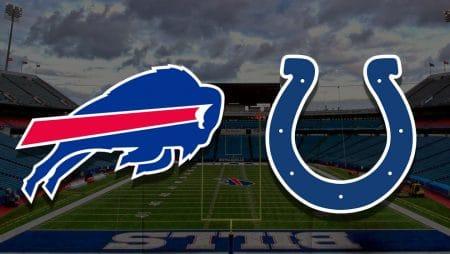 Apostas Bills x Colts NFL 09/01/2021