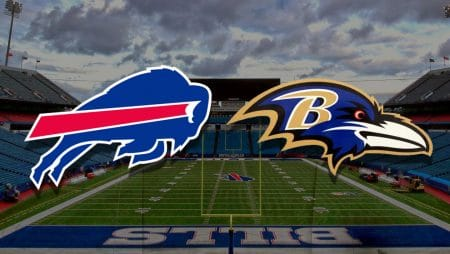 Apostas Bills x Ravens NFL 16/01/2021