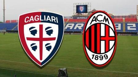 Apostas Cagliari x Milan Serie A 18/01/2021