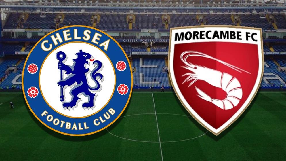 Apostas Chelsea x Morecambe FA Cup 10/01/2021