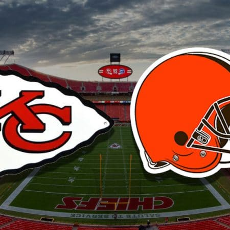 Apostas Chiefs x Browns NFL 17/01/2021