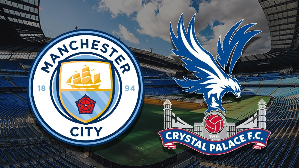 Apostas Manchester City x Crystal Palace Premier League 17/01/2021