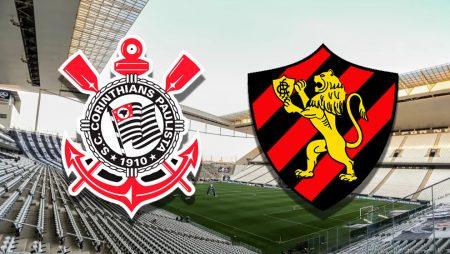 Apostas Corinthians x Sport Brasileirão 21/01/2021
