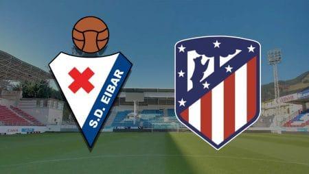 Apostas Eibar x Atlético de Madrid La Liga 21/01/2021