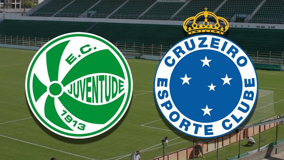 Apostas Juventude x Cruzeiro Brasileirão Série B 16/01/2021