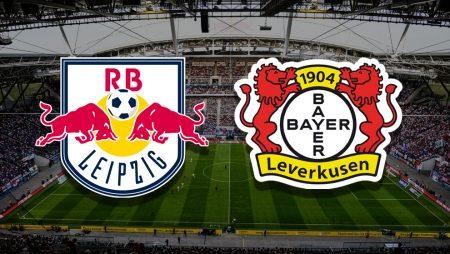 Apostas RB Leipzig x Bayer Leverkusen Bundesliga 30/01/2021