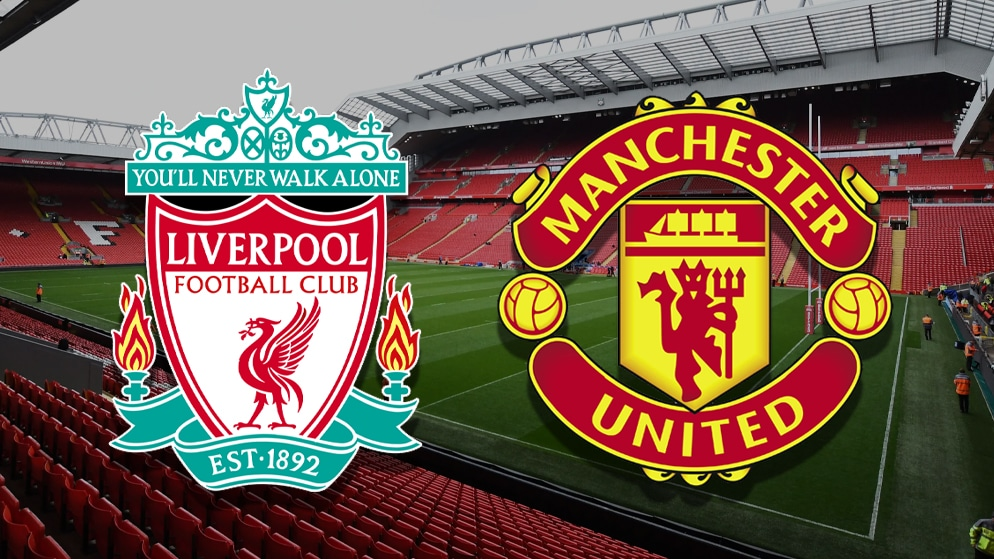 Apostas Liverpool x Manchester United Premier League 17/01/2021