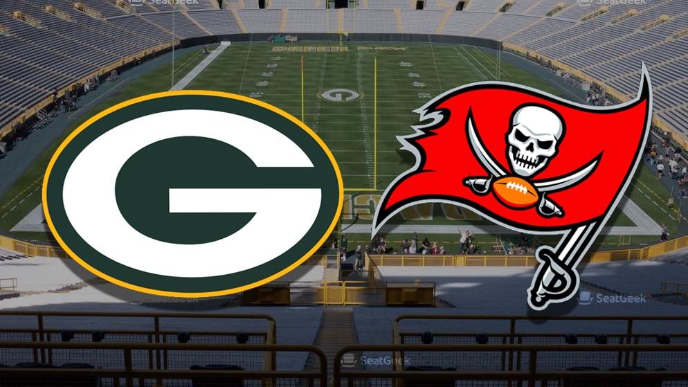 Apostas Packers x Buccaneers NFL 24/01/2021