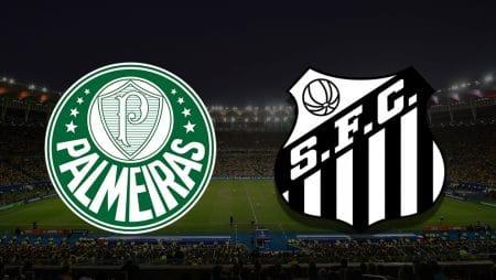Apostas Palmeiras x Santos Copa Libertadores 30/01/2021