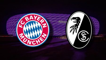 Apostas Bayern de Munique x Freiburg Bundesliga 17/01/2021