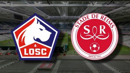 Apostas Lille x Reims Campeonato Francês 17/01/2021