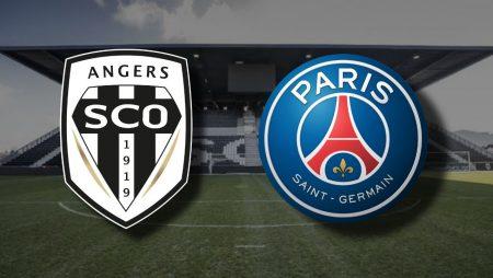Apostas Angers x PSG Campeonato Francês 16/01/2021