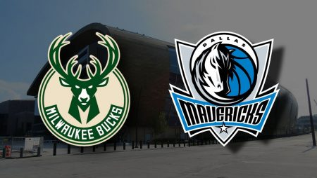 Apostas Milwaukee Bucks x Dallas Mavericks NBA 15/01/2021