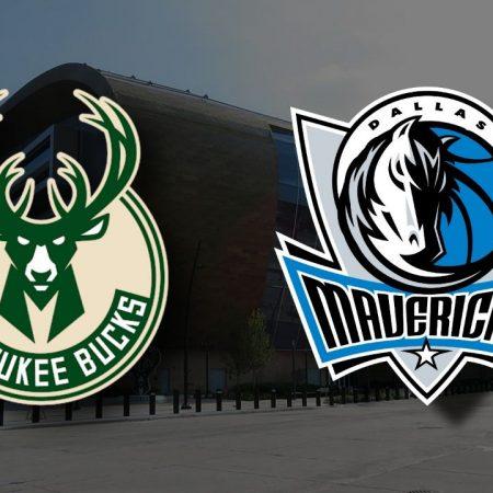 Apostas Milwaukee Bucks x Dallas Mavericks NBA 15/01/2021