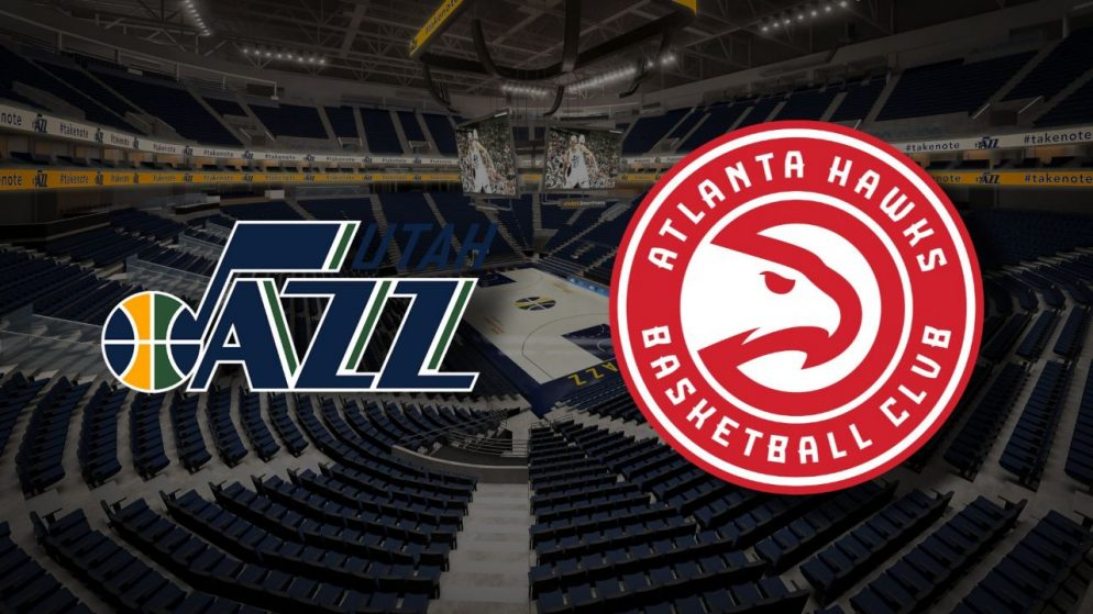 Apostas Utah Jazz x Atlanta Hawks NBA 15/01/2021
