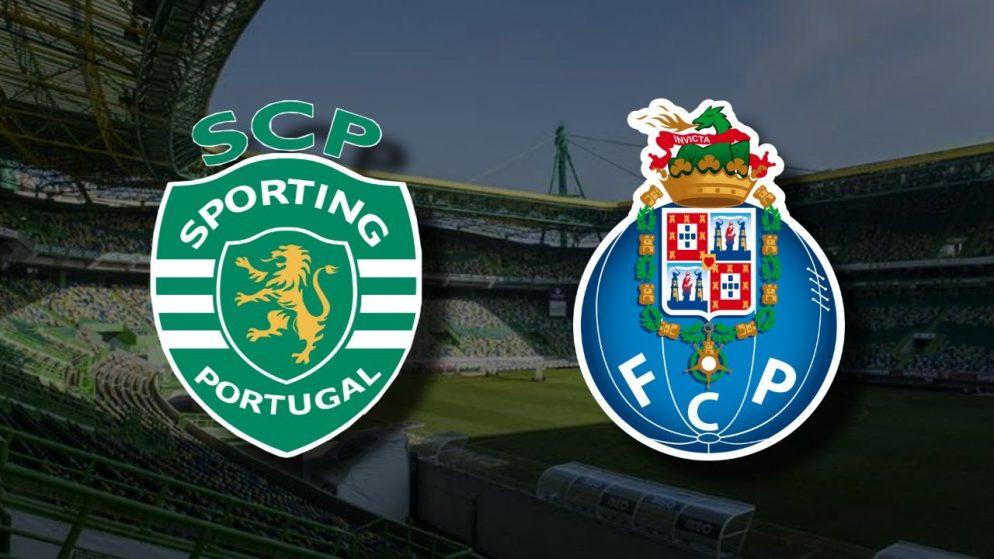 Apostas Sporting x FC Porto Taça da Liga 19/01/2021