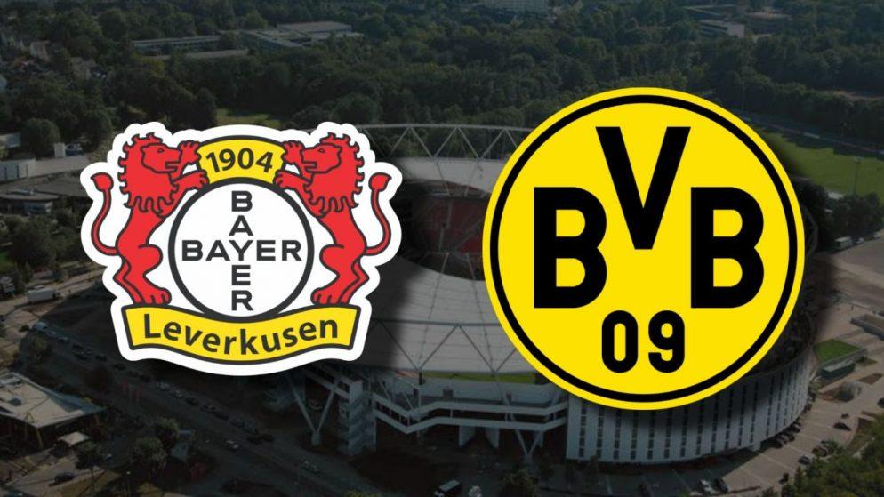 Apostas Bayer Leverkusen x Borussia Dortmund Bundesliga 19/01/2021