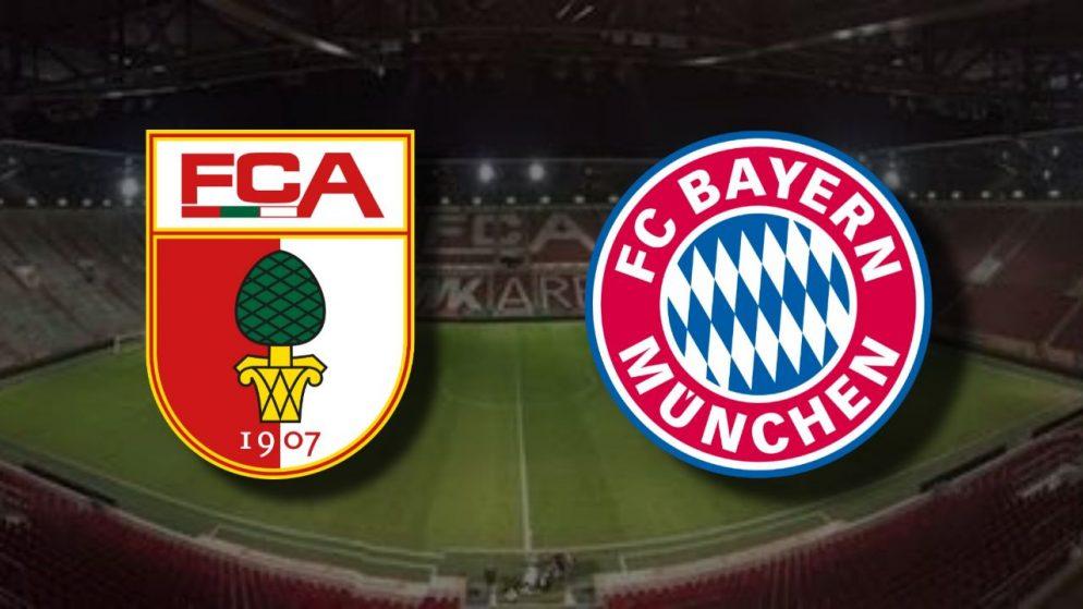 Apostas Augsburg x Bayern de Munique 20/01/2021