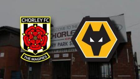 Apostas Chorley FC x Wolverhampton Copa da Inglaterra 22/01/2021