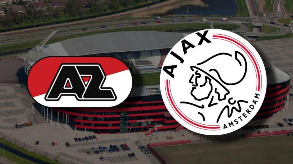 Apostas AZ Alkmaar x Ajax Copa dos Países Baixos 20/01/2021
