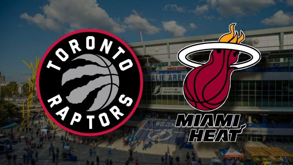 Apostas Toronto Raptors x Miami Heat NBA 20/01/2021