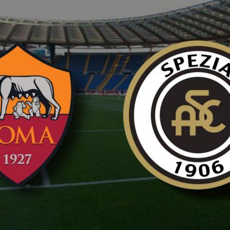 Apostas Roma x Spezia Campeonato Italiano 23/01/2021
