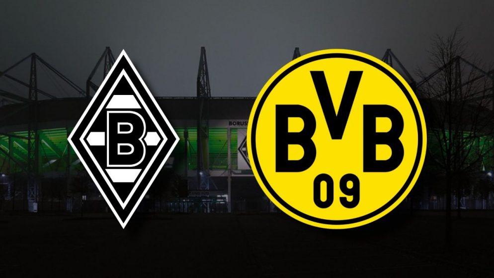 Apostas Borussia M'gladbach x Borussia Dortmund Bundesliga 22/01/2021