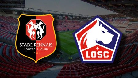 Apostas Rennes x Lille Campeonato Francês 24/01/2021