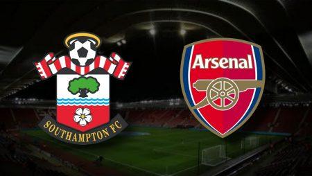 Apostas Southampton x Arsenal Premier League 26/01/2021